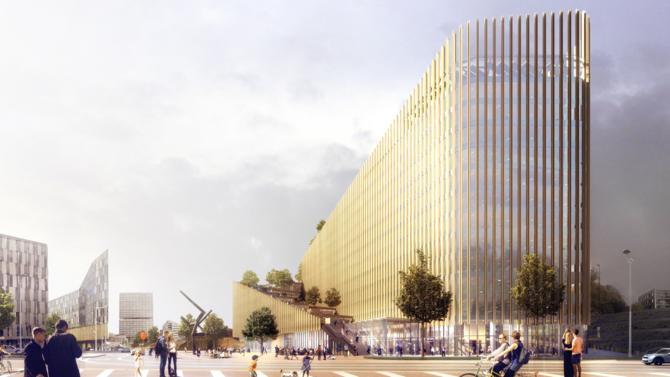 La banque signe une des principales acquisitions de l'année 2018 à Lille en achetant cet ensemble mixte de plus de 30 000 m².
