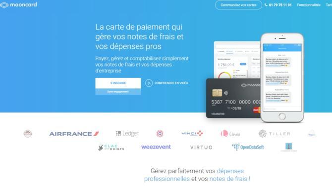 La start-up française compte équiper 10% des salariés utilisant des notes de frais à l'horizon 2021. Pour atteindre ce but, elle peut compter sur le soutien des fonds du Groupe Arnault et de Clara Gaymard.