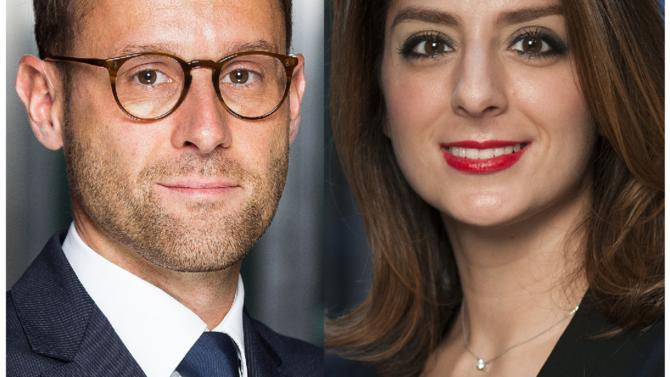 Le cabinet d'affaires coopte Fabien Pouchot et Mana Rassouli au sein des pôles fusions-acquisitions, private equity et restructuring.