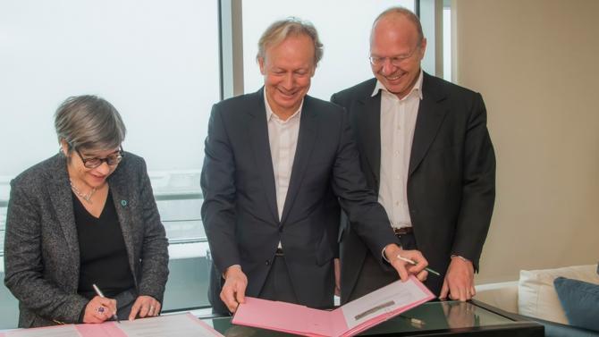 Les deux acteurs vont développer conjointement des opérations immobilières sur cinq sites RATP dans Paris et en 1ère couronne.