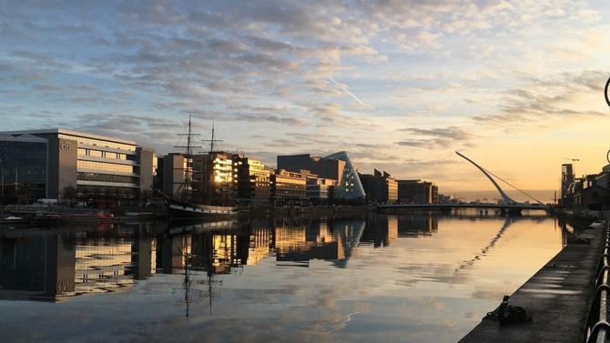 Le cabinet ouvre son 35e bureau européen dans la capitale irlandaise et choisi un avocat local pour diriger l'équipe.