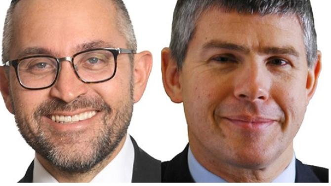Holman Fenwick Willan nomme un nouveau managing partner, Jeremy Shebson, et réélit Richard Crump en tant que global senior partner.