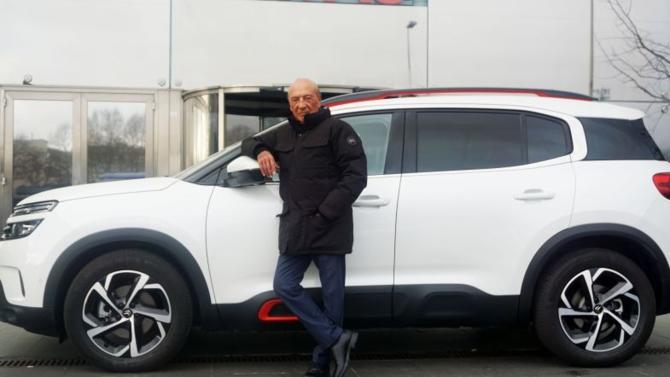 Pour Décideurs Magazine, Jacques Séguéla, publicitaire et pilote chevronné a essayé le Citroën SUV C5 Aircross. Voici son verdict.
