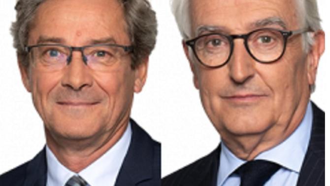 Les deux membres du directoire, Yves de Sevin et Régis Lassabe viennent d'échanger leurs titres. L'ancien président devient directeur général, et vice-versa.
