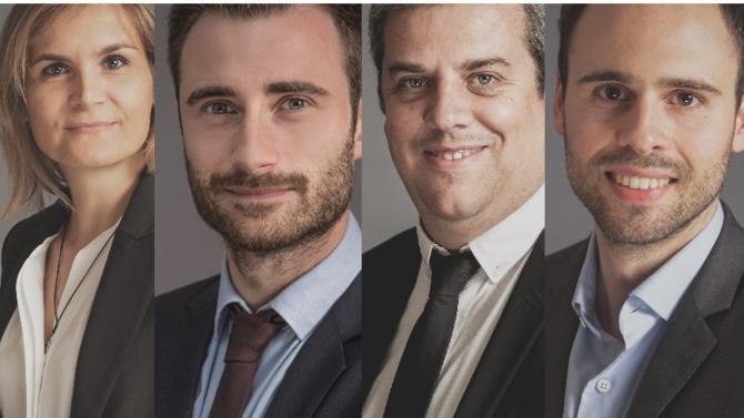Le cabinet spécialiste du droit social promeut Audrey Lançon, Uriel Sansy, Ludovic Genty et Olivier Thibaud au rang d'associés et cinq of counsels.