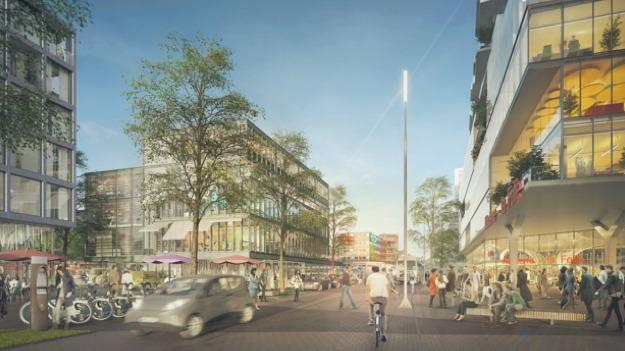 Les Groues, nouveau quartier de La Défense, entre dans sa phase opérationnelle. Sous l'impulsion de l'établissement public, ce secteur, entame sa recomposition urbaine.