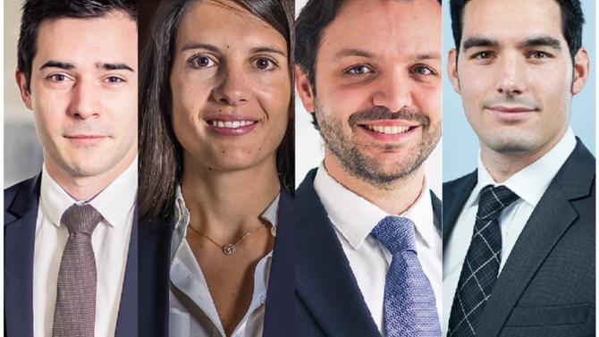 Le cabinet coopte quatre avocats directeurs à Lyon, Rennes et Nantes : Arnaud Bouton, Marine Guillodo, Charles-Henri Prioul et Nicolas Palos.