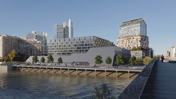 L'immeuble situé à Boulogne-Billancourt accueillera le prochain siège de BNP Paribas Real Estate en 2022. Visite guidée.