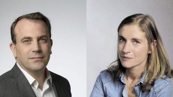 Élodie Pinta et Xavier Bodeaux rejoignent la direction générale logement Île-de-France de Bouygues Immobilier.