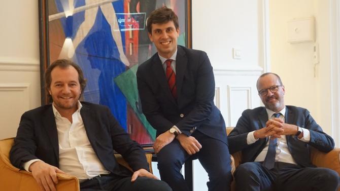 Cyril Gosset fusionne son équipe avec le cabinet d'Emmanuel Marsigny et Louis Guesdon pour créer une structure d'une dizaine de pénalistes.