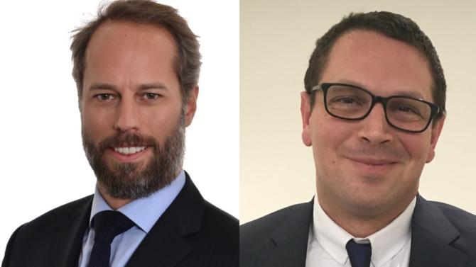 Credit Suisse Private Banking & Wealth Management France annoncé l'arrivée de Vincent Friès et Arnaud de Calatchi. Ils ont rejoint l'établissement en décembre 2018.
