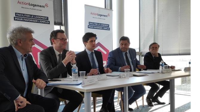Un an après les premières discussions relatives à sa création, l'opérateur national de vente HLM Action Logement a été créé ce 18 février. Présentation.
