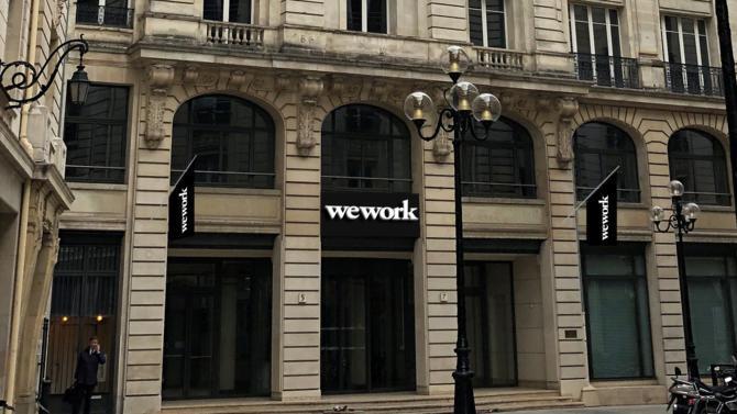 GCI et WeWork France ont signé un bail ferme de 12 ans. Explications.