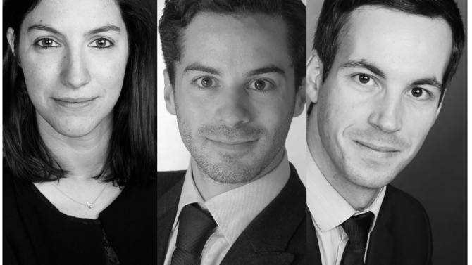 À Paris, le cabinet Aramis nomme trois nouveaux counsels au sein de différents départements. Ils sont tous trentenaires.