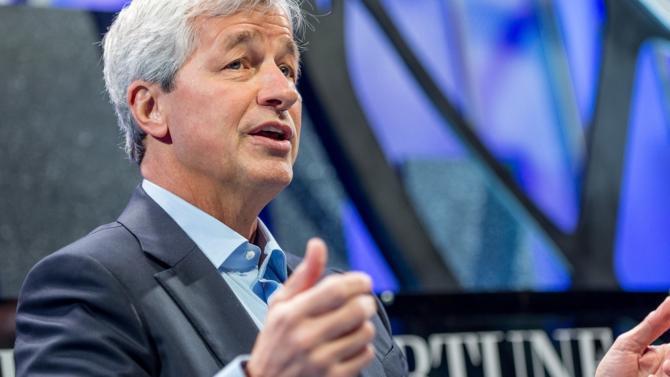 La banque américaine débute l'année par le lancement de sa propre cryptomonnaie baptisée JPM Coin, une première mondiale.