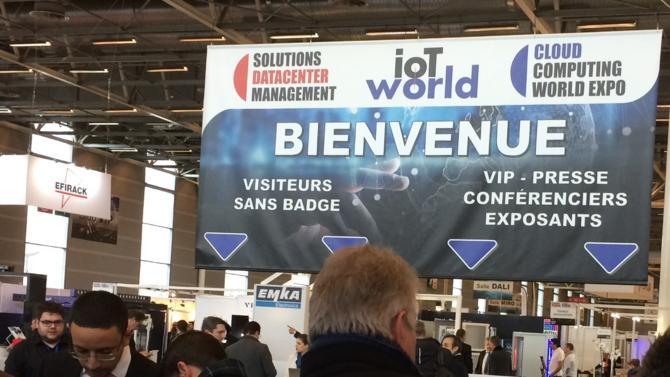 Les trois salons Cloud Computing World Expo, Solutions Data Center Management & IoT World se tiennent porte de Versailles du 20 au 21 mars 2019. L'occasion d'installer Paris au coeur du hardware !