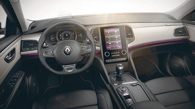 Membre du cabinet Netter depuis quinze ans et associé depuis 2012, cet expert en brevets en France et à l'étranger s'est essayé au pilotage de la Renault Talisman Initiale. Impressions à chaud.