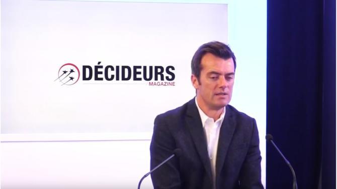 Julien Chaudeurge, président de Babyzen s'est fait une place sur le marché de la poussette. R&D, distribution… Il revient sur sa stratégie.