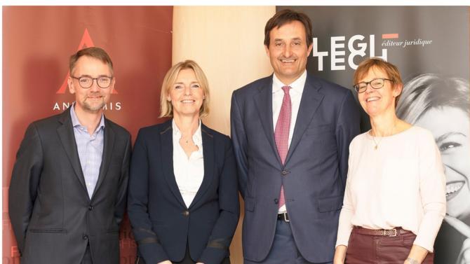 Grâce à l'acquisition de son homologue belge Anthémis, l'éditeur juridique luxembourgeois Legitech mise sur la création d'une offre multisupport.