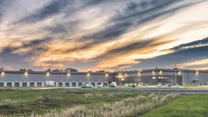 Haropa-Port de Rouen avait lancé en 2018 un appel à projets pour l'aménagement d'une zone logistique de 22 ha.