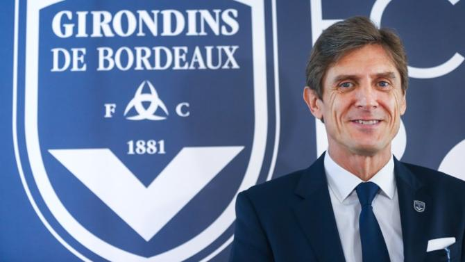 Le fonds américain General American Capital Partners (GAPC) conduit désormais les destinées du club de football des Girondins de Bordeaux. Pour lui redonner son lustre d'antan, leurs dirigeants ont choisi de confier les rênes du club à Frédéric Longuépée, ancien gymnaste de haut niveau.