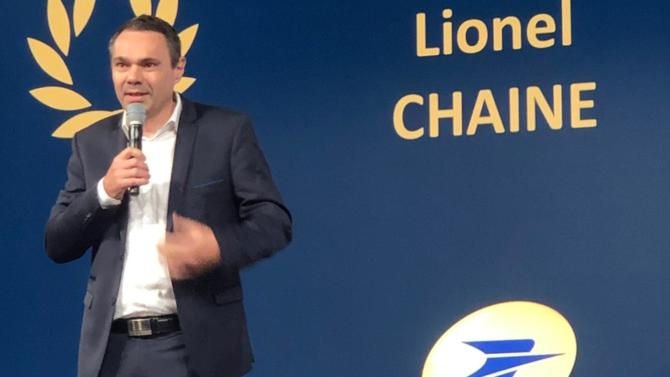 """Aux manettes de la transformation digitale de la branche courrier et colis, Lionel Chaine est désigné """"DSI de l'Année"""" en janvier 2019 à l'occasion des trophées DSIN. Il revient sur les grandes réalisations menées par son groupe."""