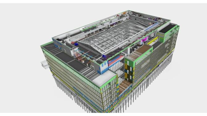 A l'occasion du BIM World 2019, Icade annonce le lancement de sa charte BIM (Building Information Modeling), un dispositif qui réplique numériquement les bâtiments.
