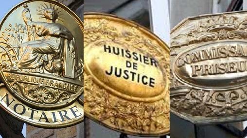 Un décret d'application de la loi J21 permet aux notaires, aux huissiers de justice, aux commissaires-priseurs judiciaires et aux avocats aux Conseils de procéder à une forme bien particulière de publicité.