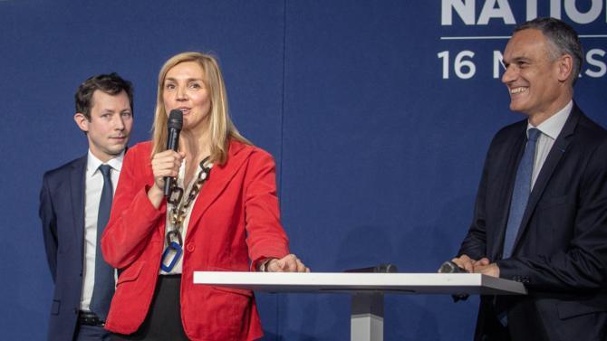 Encore peu connue du grand public, Agnès Evren est pourtant une voix qui compte au sein de LR. Ce qui lui permet de figurer en seconde position de la liste que présente le parti aux européennes.