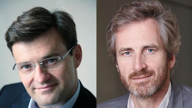 Les deux gourous de la relation client, cofondateurs de Webhelp, entament une nouvelle phase de croissance avec leur groupe. Celui-ci devrait ouvrir son capital à de grands investisseurs pour une valorisation de deux milliards d'euros.