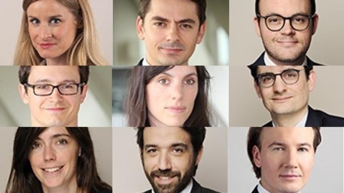 Gide élève au rang de counsel neuf avocats de ses bureaux de Paris, Casablanca et Varsovie.