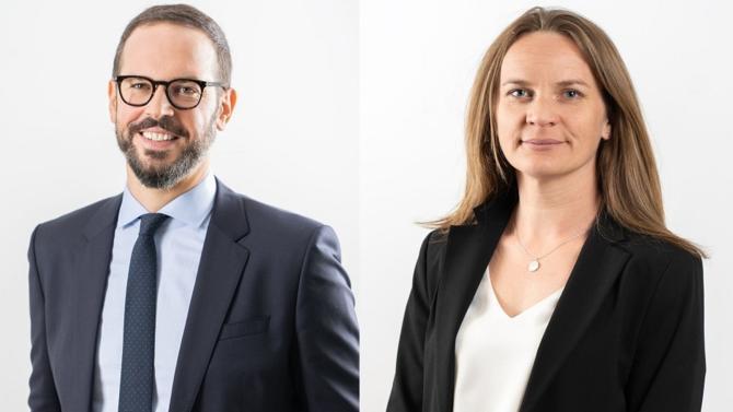 Le cabinet indépendant Cornet Vincent Ségurel nomme un nouvel avocat directeur à Paris et accueille une nouvelle associée à Lille.