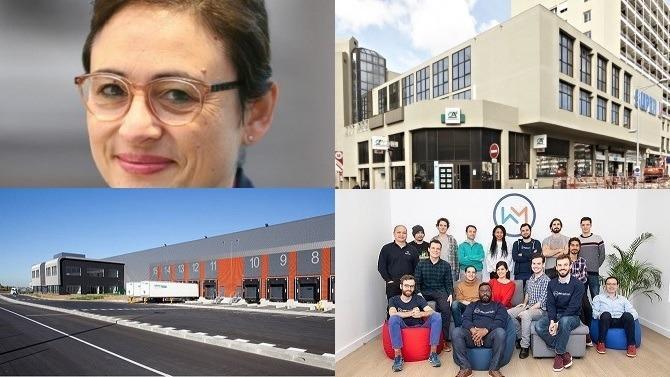 Nathalie Charles qui rejoint BNP Paribas Real Estate, WeMaintain qui lève 7 millions d'euros, La Poste qui loue 22000 m² à Wissous… Décideurs vous propose une synthèse des actualités immobilières du 23 avril.