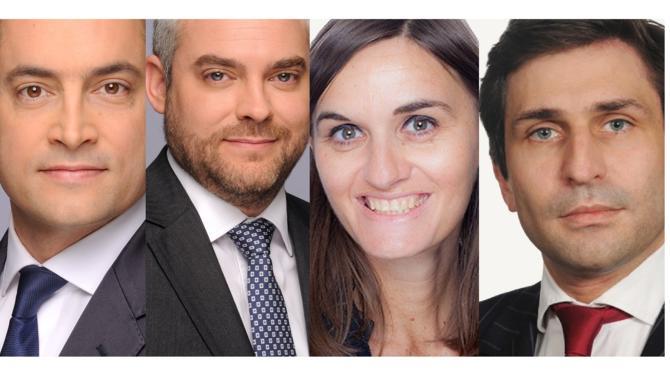 Le cabinet procède à la nomination de quatre nouveaux counsels au sein de son bureau parisien.