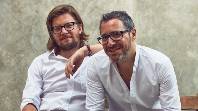 Kwerk se différencie dans l'univers des bureaux partagés avec son approche centrée sur le Wellworking. Lawrence Knights et Albert Angel, les cofondateurs, nous dévoilent leur concept et leurs ambitions.