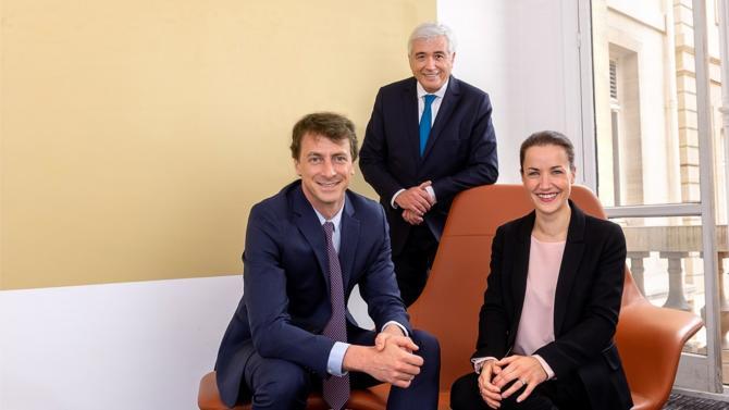 Le cabinet Grandjean Avocats vient d'ouvrir ses portes. Il est fondé par trois avocats spécialistes du contentieux et de l'arbitrage exerçant ensemble depuis dix ans : Jean-Pierre Grandjean, Marguerite Aynès et Thomas Lambard.