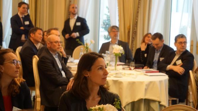 """Une trentaine de directeurs des ressources humaines et directeurs des relations sociales se réuniront le jeudi 6 juin au Ritz pour la session de lancement du Cercle """"Leadership & Stratégie RH"""" organisé par le magazine Décideurs."""