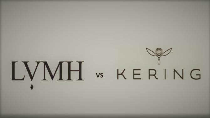 Bernard Arnault et François Pinault à la tête de LVMH et de Kering dominent le marché du luxe mondial. Mais qui des deux groupes est le plus puissant ? Réponse dans Décideurs Magazine.