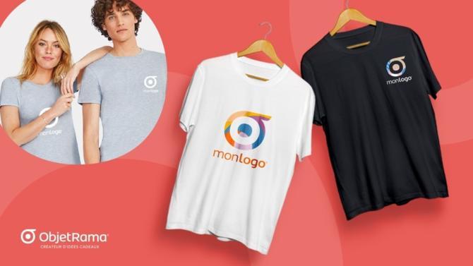 Objet promotionnel incontournable, le t-shirt avec logo apporte une solution de communication qui provoque l'intérêt des consommateurs et permet de se faire connaître. Apprécié de tous, il est moins cher qu'un panneau publicitaire et permet de bénéficier d'une promotion efficace à moindre coût.