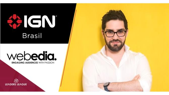 Aydin Sarmadi is Managing Director at IGN Brasil and Managing Director of Gaming & E-Sports at Webedia Brasil. Mr. Sarmadi holds a bachelor's degree in Information and Communication from Université Panthéon Assas (Paris II) and a master's in Business Communications and Digital Technology from École des Hautes Études en Sciences de l'Information et de la Communication. In this interview, he discusses the expansion and challenges of the gaming industry, the future of the Brazilian market and the strategic management of IGN Brasil.