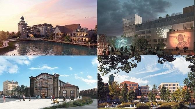 Du projet Urban Valley d'Atland à Argenteuil à celui Made in Vitry de Vinci, Décideurs vous propose de découvrir les 23 projets lauréats de la deuxième édition d'Inventons la Métropole du Grand Paris.