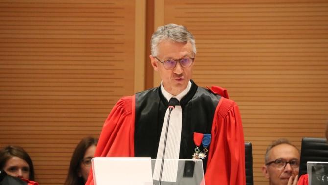 Jean-François Ricard vient d'être nommé président du Parquet national anti-terroriste.
