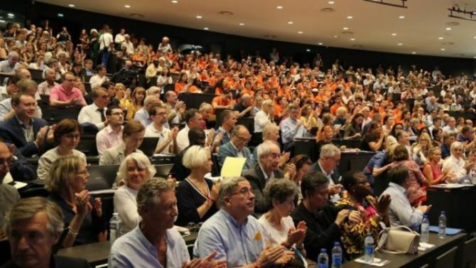 Ministres, intellectuels, chefs d'entreprise. Voici un florilège des propos marquants lors de la première journée des Rencontres économiques d'Aix.
