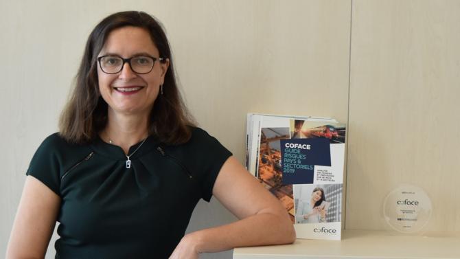Carine Pichon est depuis maintenant huit ans CFO du groupe Coface. Cette professionnelle de la finance détaille son rôle au sein de la Compagnie française d'assurance pour le commerce extérieur.