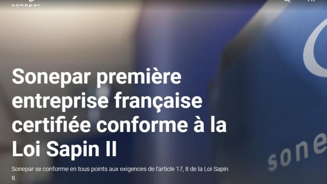Le 4 juillet 2019, Sonepar a pris connaissance de la décision de la commission des sanctions de l'Agence française anticorruption qui acte la conformité du groupe à la loi Sapin 2.