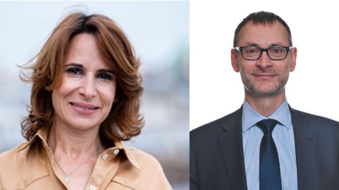 Audrey Koenig et Philippe Guénet, deux historiques du groupe Natixis, viennent d'être nommés aux postes de directrice générale déléguée et directeur général des implantations au Luxembourg et en Belgique.