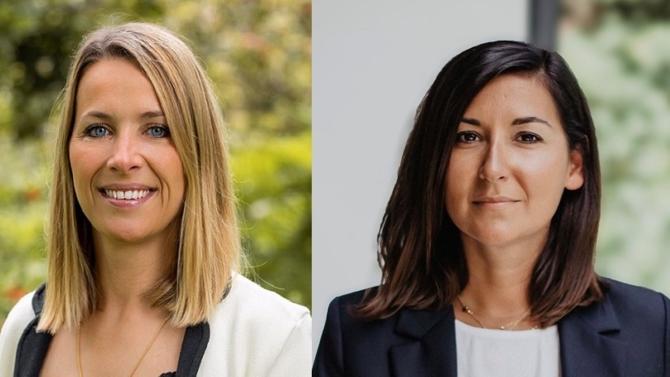 Le cabinet accueille Alexandra Ménard en corporate/M&A et Dauphine de Marion de Glatigny en IP. Les deux associées ont en commun d'être passées par d'importantes structures.