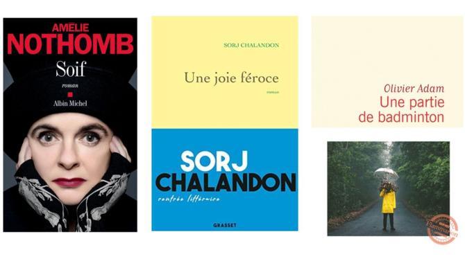 Pour entamer le mois de septembre de la meilleure des manière, Décideurs Magazine vous présente ses trois romans favoris.