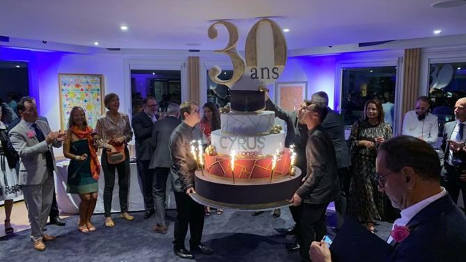 En réunissant plus de 300 personnes ce mercredi 18 septembre, le géant du conseil en gestion patrimoine a célébré ses 30 ans sous le signe de l'interprofessionnalité.