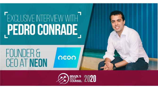 Pedro Conrade is CEO and founder of pioneer Brazilian fintech, Neon Pagamentos, which today has over 2 million users and is backed by blue-chip funds such as Monashees. In this interview, he discusses the key reasons behind Neon's success, its greatest challenges and its plans for the future.
